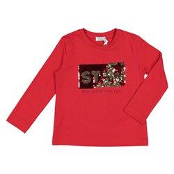 Camisa de manga larga Melby para niñas