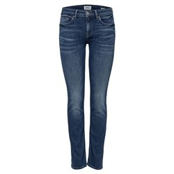 onlfEVA REG SLIM LIFE BB SOO732AB Medium Blue Denim