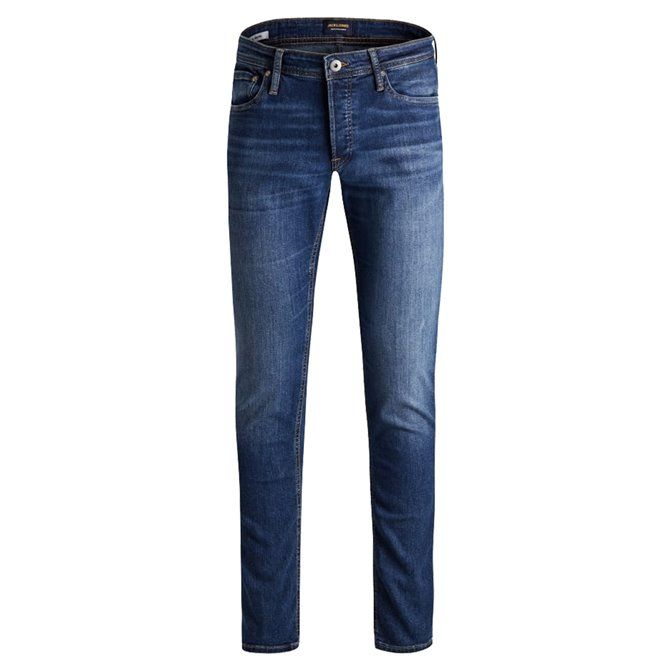 JJIGLENN JJORIGINAL AM 814 NOOS Blue Denim