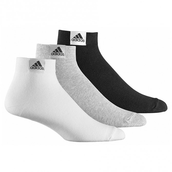 calze Adidas 3 paia
