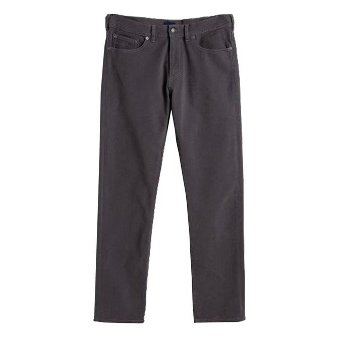 Jeans Gant Regular soft graphite