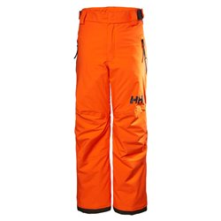 Pantalone sci Helly Hansen Legendary neon orange