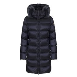 Colmar Originals Place down jacket with hood and woman zip