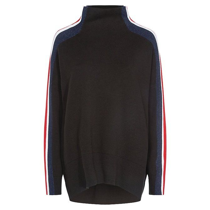 Maglia Tommy Maisy Mock donna TOMMY  HILFIGER Maglieria
