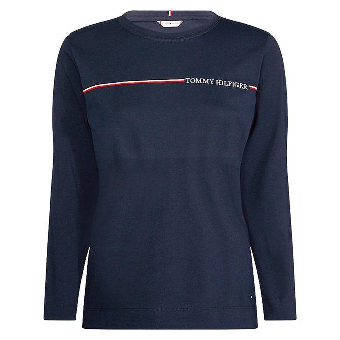 T-shirt Tommy Hilfiger Katie sky captain