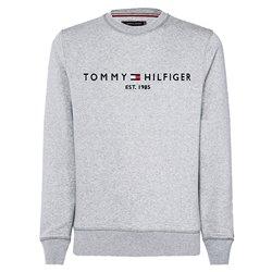 Maglia Tommy Hilfiger Logo sky captain
