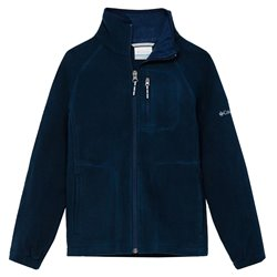 Pile Columbia Fast Trek II Full Zip Collegiate Navy
