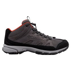 FIVE FORKS MID WP Dark Grey, Flam