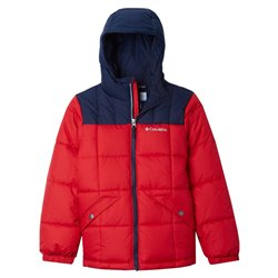 Giacca Sci Columbia GyroslopeJacket Mountain Red, C