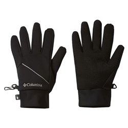 Guanti Columbia M Trail Summit Running Glove Black