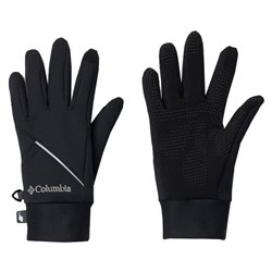 Guanti Columbia W Trail Summit Running Glove Black
