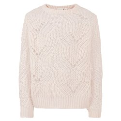 Nameit pullover with round neck joung girl