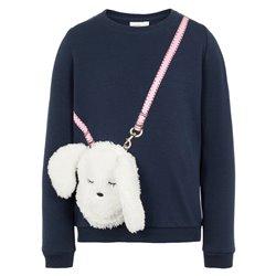 Pullover Nameit bambina con borsetta