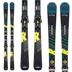 Ski Rossignol React R8 HP + bindings Nx 12 Konect Gw B80