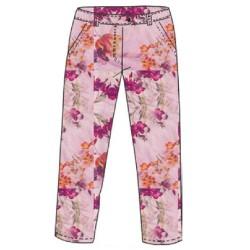 pantalones capri Astrolabio mujer