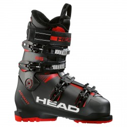 Scarponi sci Head Advant Edge 85 antracite-nero-rosso