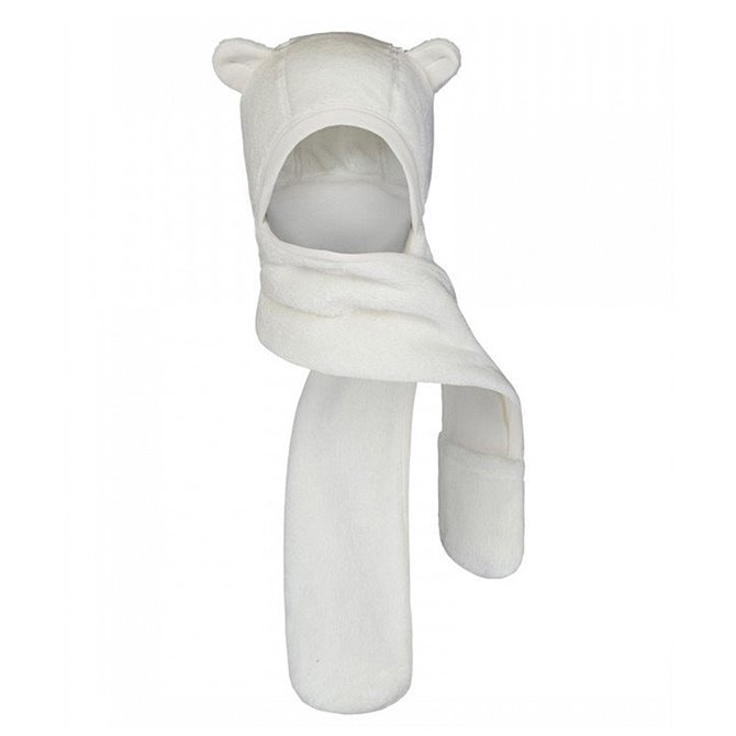 Berretto Montura Polar Teddy Baby