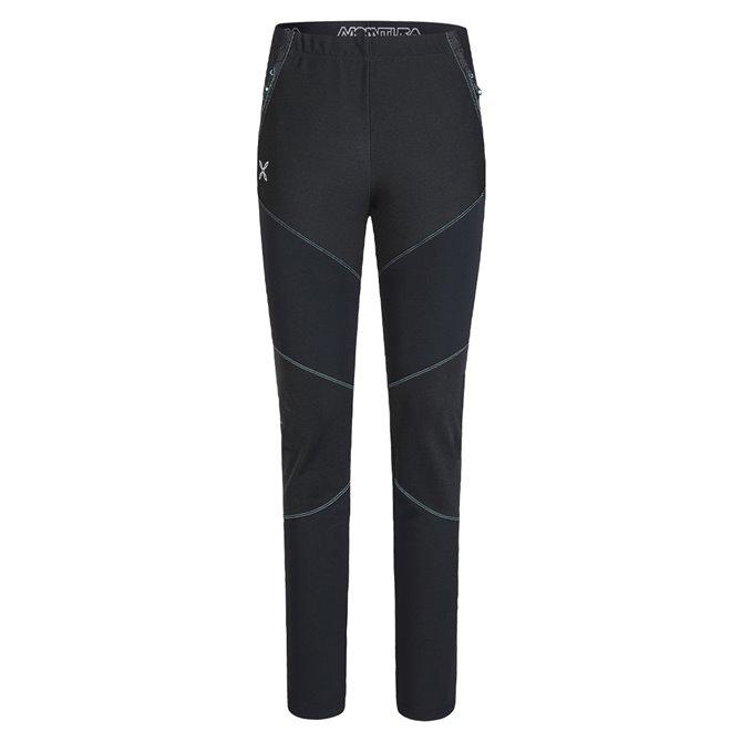 Mountaineering pants Montura Nordik Woman black