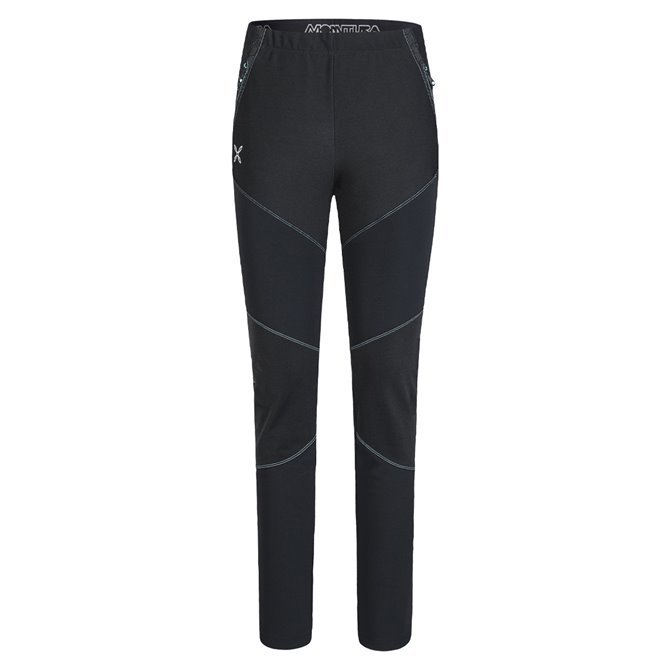 Pantalones montaña Montura Nordik Mujer negro