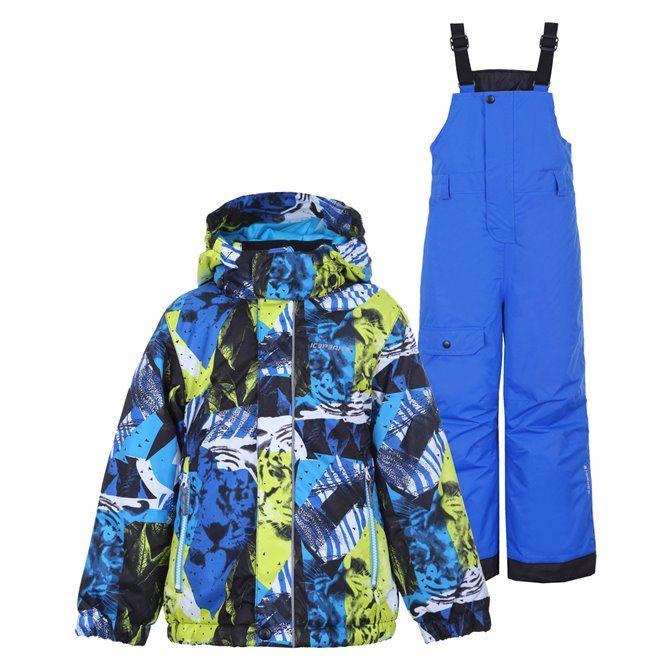 Ski suit Icepeak Jetmore Junior