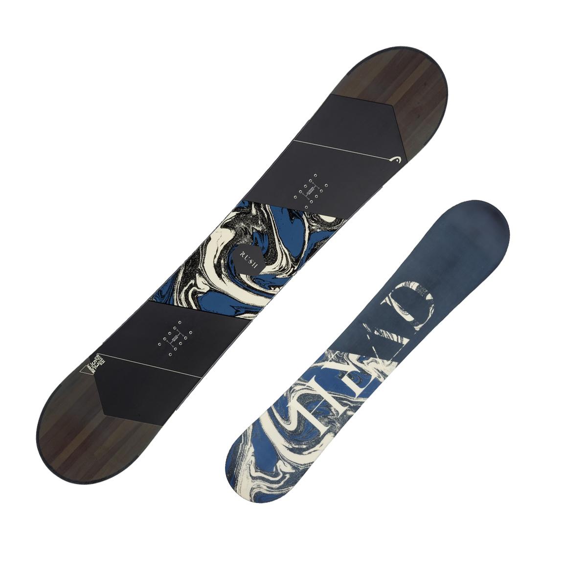 Snowboard Head Rusch fantasia (Colore: fantasia, Taglia: 153)