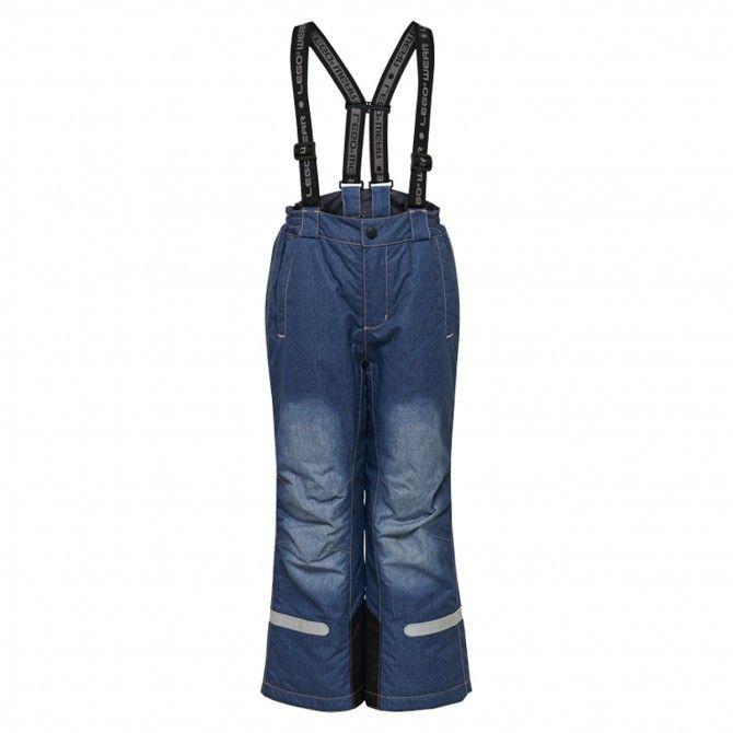 Pantalon de ski LEGO® Wear Tec pour garçons et filles