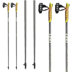 Bâton nordic walking Leki Elite Carbon