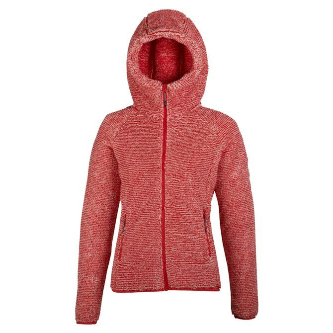 Pile Rock Experience Oldy Sudadera con capucha mujer