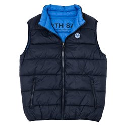North Sails Montreal reversible men's vest