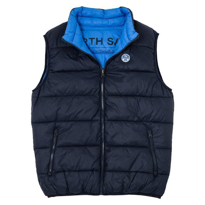 Gilet North Sails Montreal navy blue