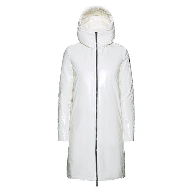 Parka RRD New Varnish Over bianco