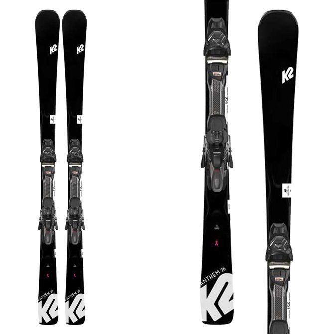 Sci K2 Anthem 76 with bindings Erp 10