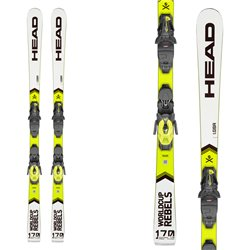 Ski Head WC Rebels iGSR with bindings Pr 11 GW Brake 78