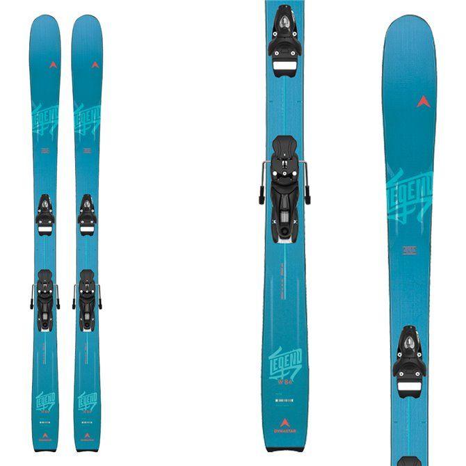 Ski Dynastar Legend W84 with bindings NX11 B90