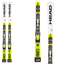 Ski Head WC Rebels iSL RD Team with bindings Evo 9 GW Ac Brake 78