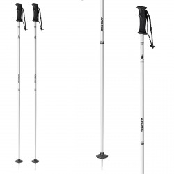 Ski poles Atomic Cloud W white