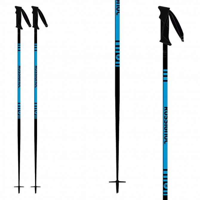 Bastones de esquí Rossignol Stove Blue