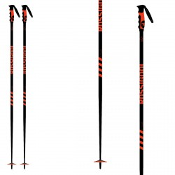 Bâtons ski Rossignol Stove Black