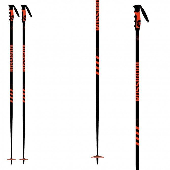 Bastones esquí Rossignol Stove Black