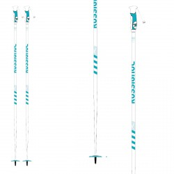 Bâtons ski Rossignol Stove White