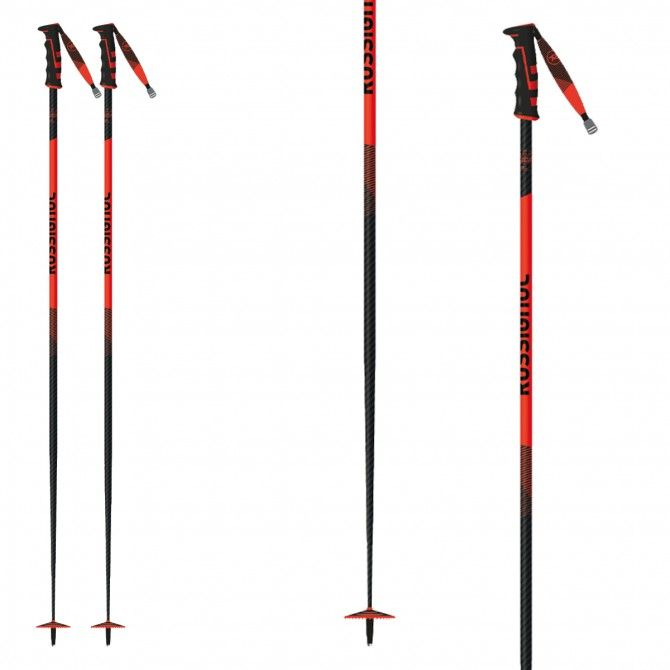 Ski poles Rossignol Tactic Carbon 20 Safety