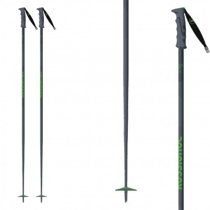 Ski polesi Rossignol Tactic Pro Safety