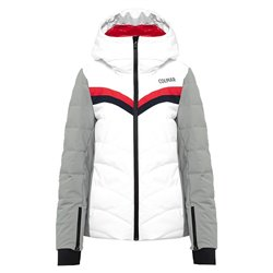 Giacca sci Colmar Sapporo bianco-greystone-blue black