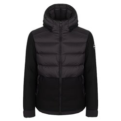 Colmar Burn Research ski jacket with hood man