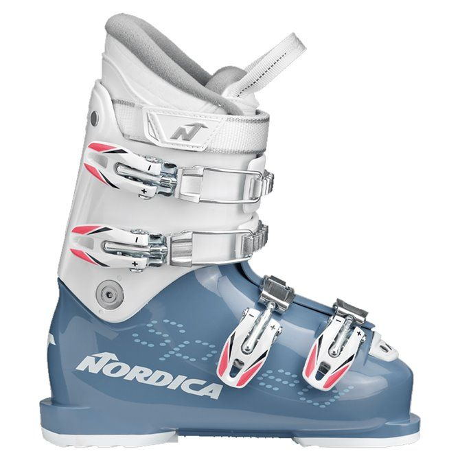 Scarponi sci Nordica Speedmachine J 4 girl light blue-white
