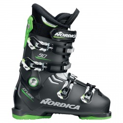 Scarponi sci Nordica The Cruise 90 antracite-verde-bianco