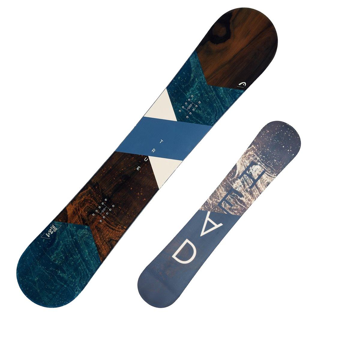 Snowboard Head True fantasia (Colore: fantasia, Taglia: 155)