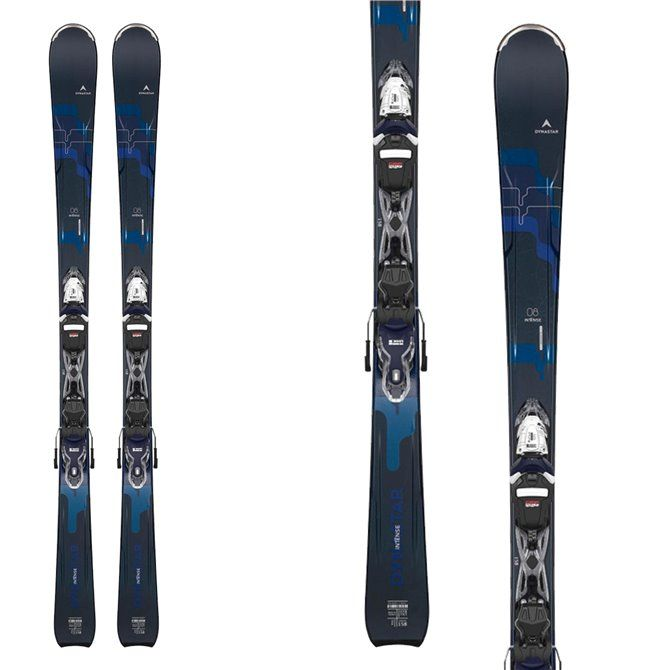 Sci Dynastar Intense 8+ Attacchi Xpress W 11 black-dark blue