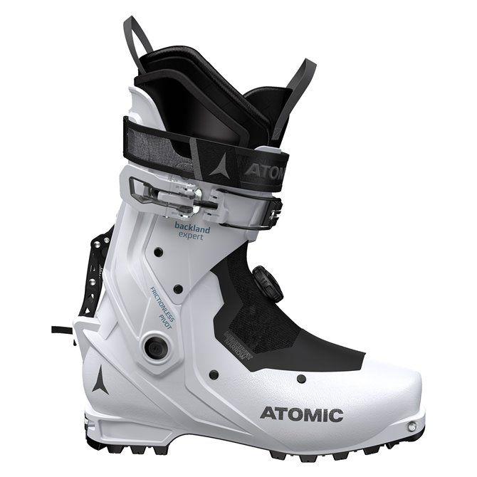 Scarponi sci alpinismo Atomic Backland Expert vapor-black