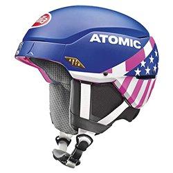 Casco sci Atomic Amid RS Mikaela Azzurro - Usa